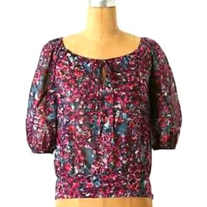 Anthropologie Edme & Esyllte Triad Blouse